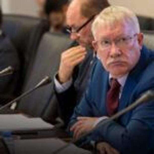 Морозов назвал санкции против Белоруссии пропагандистской войной