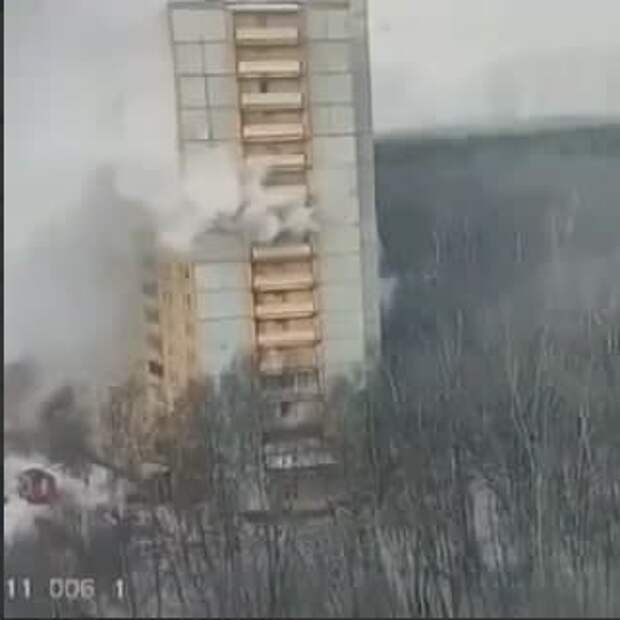 В студенческом общежитии на улице Вилиса Лациса произошел пожар