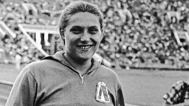 Трехкратная олимпийская чемпионка по легкой атлетике Тамара Пресс скончалась в возрасте 83 лет