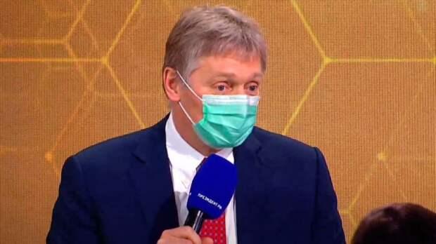 Песков рассказал о здоровье Путина после второго укола вакцины от COVID-19