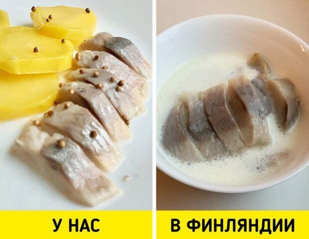 Привычные блюда, которые в разных странах готовят весьма непривычным способом