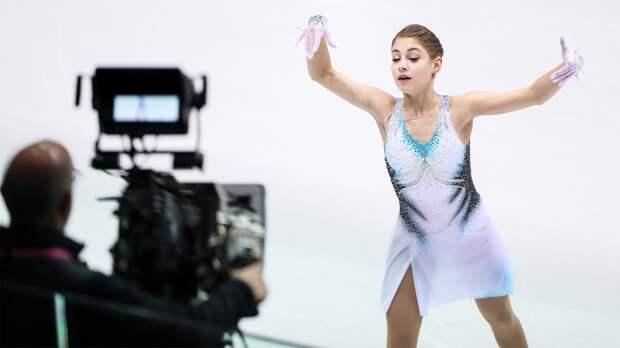 Фигуристка Косторная заявила оготовности выступить наОлимпиаде вконном спорте