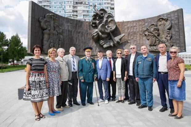 В Департаменте ГОЧСиПБ отмечают годовщину создания Местной противовоздушной обороны