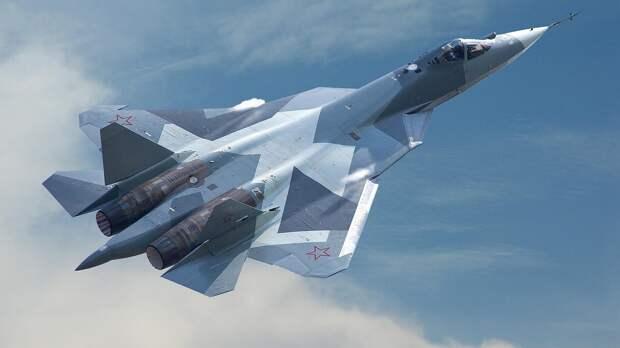 Military Watch: Су-57 превосходит остальные истребители пятого поколения