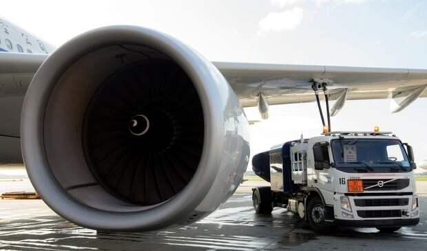 На12% подешевело авиатопливо ваэропортах РФзагод