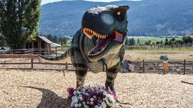 Команда ученых из Бельгии и Великобритании установила, что хвост экономил динозаврам 18% энергии