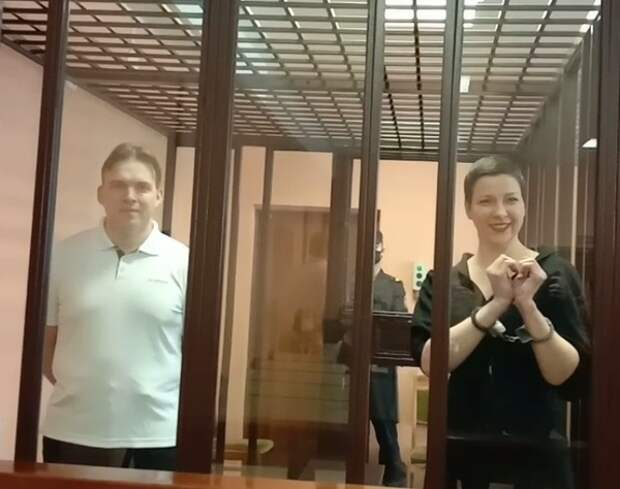 Оппозиционерам Марии Колесниковой и Максиму Знаку вынесли приговор