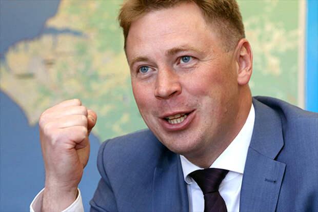 Губернатор Севастополя: «Владимир Владимирович жаждет, чтобы полетели головы!»