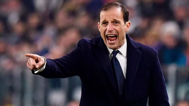 Аллегри рассказал, почему отказался возглавить «Реал»