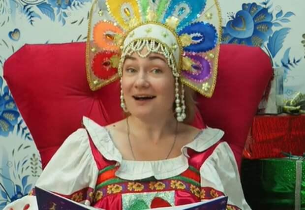 В усадьбе Деда Мороза детям из Выхина-Жулебина покажут сказки