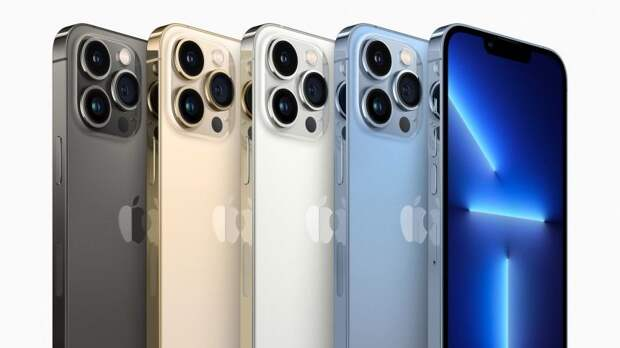 Опубликовано видео распаковки нового iPhone 13 Pro
