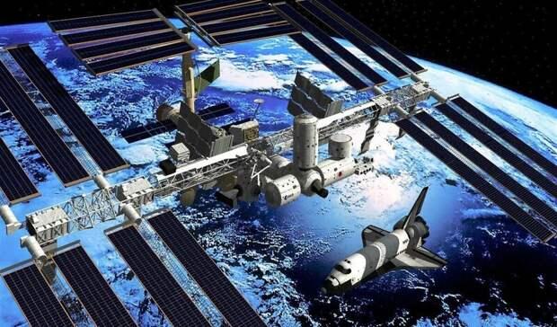 Экипаж МКС сообщил о резком падении давления в модуле, где произошла утечка воздуха