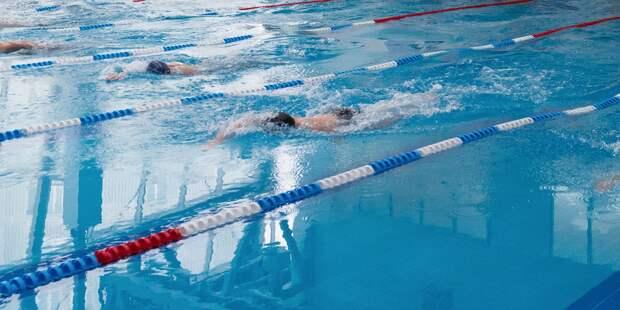 Финал окружной спартакиады по плаванию среди незрячих пройдет в спорткомплексе по Олонецкому проезду