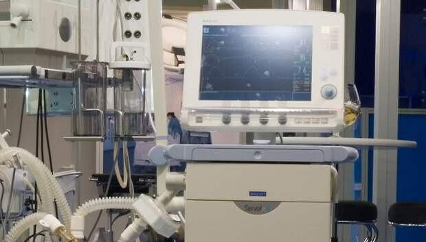 Аппараты ИВЛ, купленные во время пандемии, продолжат применять в реанимациях Подмосковья