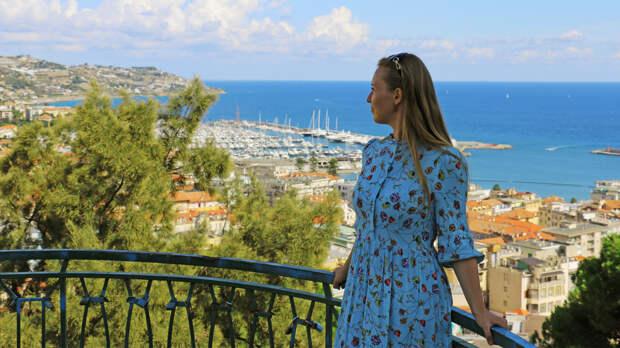 Отпуск online - Италия, Сан-Ремо. Один из самых модных курортов Лигурийского побережья