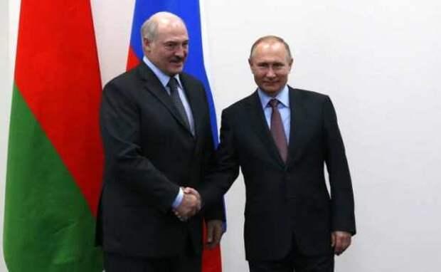 «Своя квартира, свой этаж»: Лукашенко прокомментировал идею объединения РФ и Белоруссии