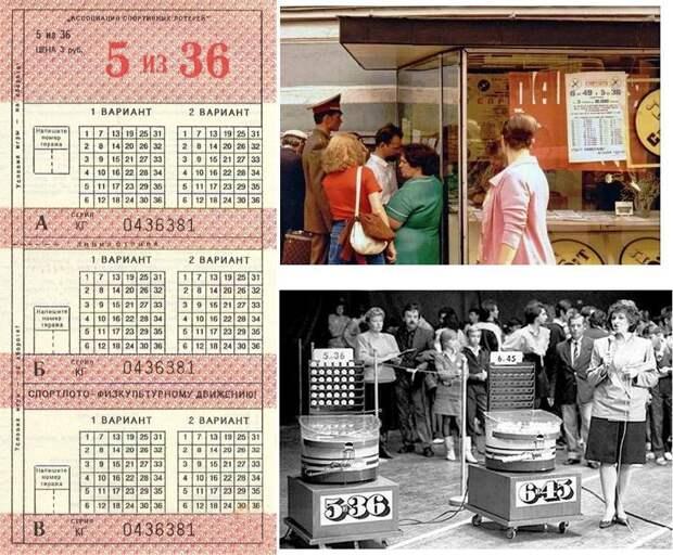 Как появилось «Спортлото» ипочему оно было так популярно вСоветском Союзе