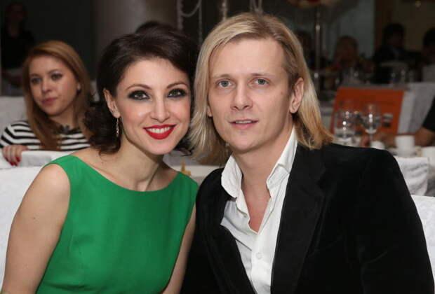 Макеева в депрессии: актриса родила Матвейчуку ребенка и обнародовала первые фото