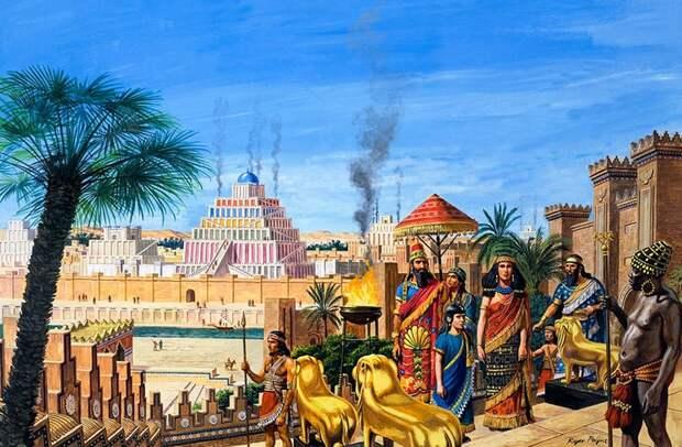 Не греками едиными: 10 цивилизаций Древнего мира