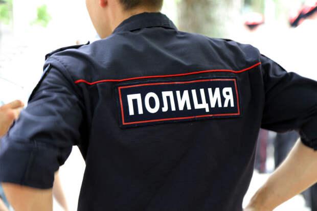 Полиция. Фото из архива