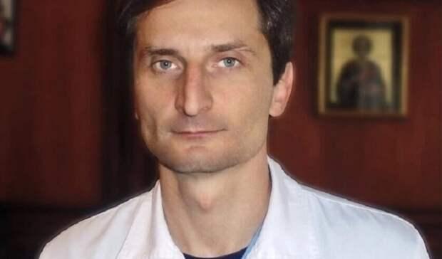 Коллеги главврача Ставропольской краевой больницы выступили против его увольнения