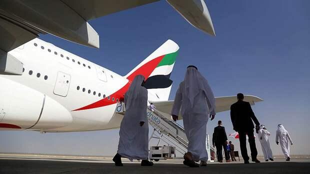Как Airbus ждала помощи от Emirates
