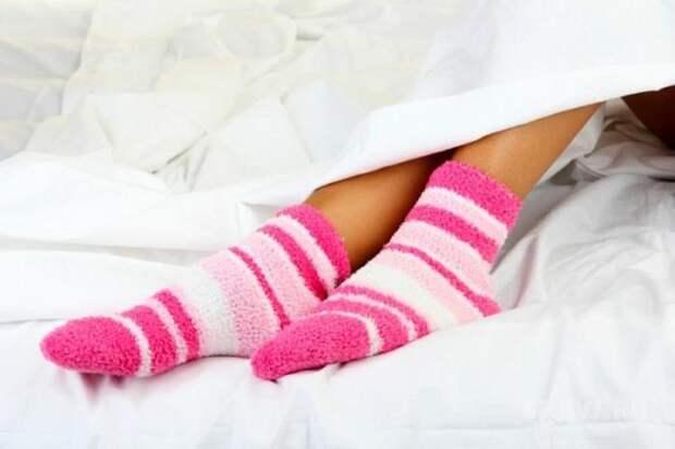Не помешает взять с собой свежие носки. /Фото: sp.bvf.ru