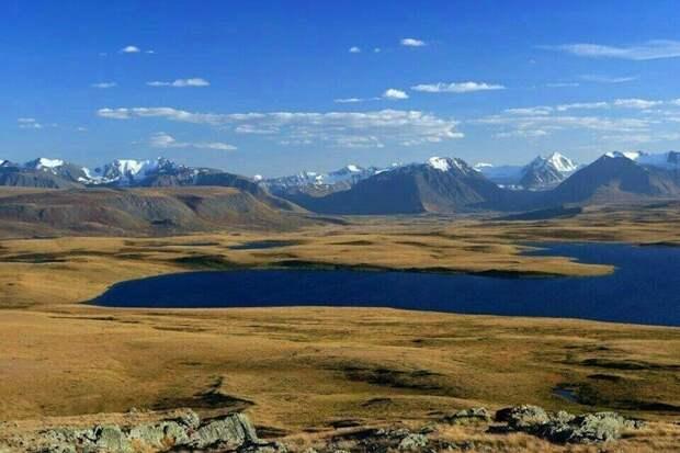 Фотопутешествие на Алтай - красота родной природы