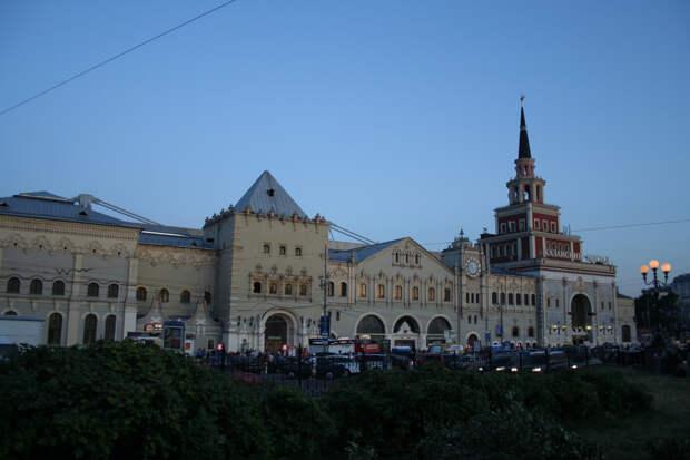 Два вокзала Москвы признали одними из лучших в Европе