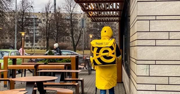 Сервисы доставки еды поддержат московские рестораны