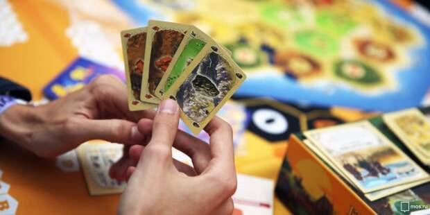 На Песчаной состоится встреча любителей настольных игр