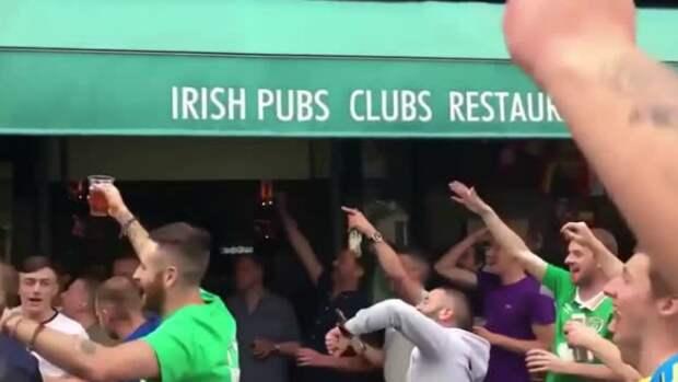 «Кто-нибудь, приведите русских!» Ирландцы унизили англичан песней о русских (видео)