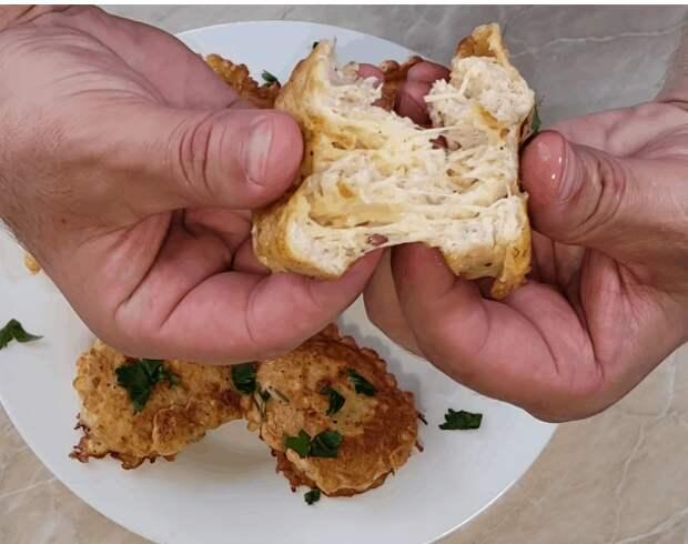 Необычное, но очень простое и вкусное блюда из фарша