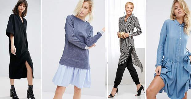 Платье-рубашка: с чем носить? 30 эффектных идей