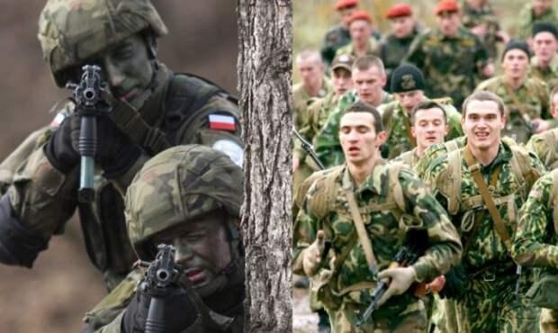 В США спрогнозировали исход возможной войны между Польшей и Белоруссией