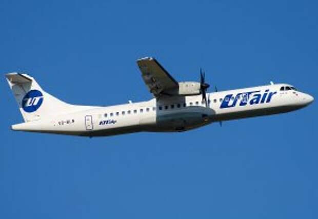 «ЮТэйр-Экспресс» стала крупнейшим в России эксплуатантом самолётов ATR 72-500