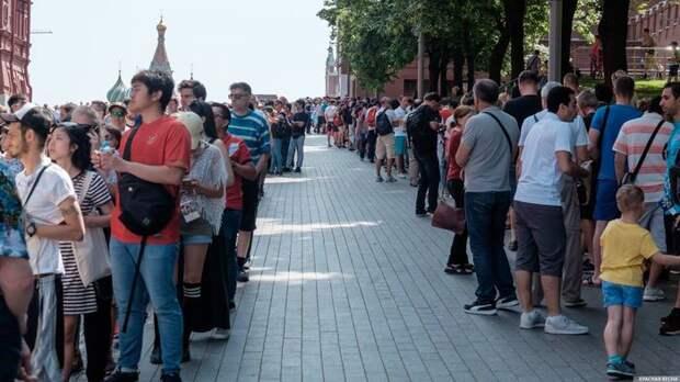 Болельщики пришли к Ильичу: «Ленин — суперчеловек» Политика, Ленин, чемпионат мира по футболу, мавзолей, длиннопост