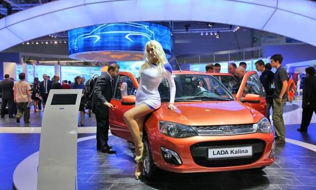 Продажи АВТОВАЗа в 2015 году вырастут. Производство автомобилей Lada увеличится в 1,8 раза