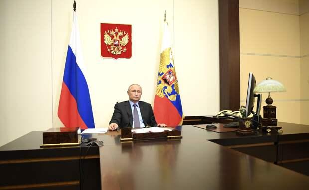 Совещание у Путина по ситуации в авиации