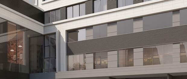 В жилом комплекса в Западном Дегунине начали продавать квартиры