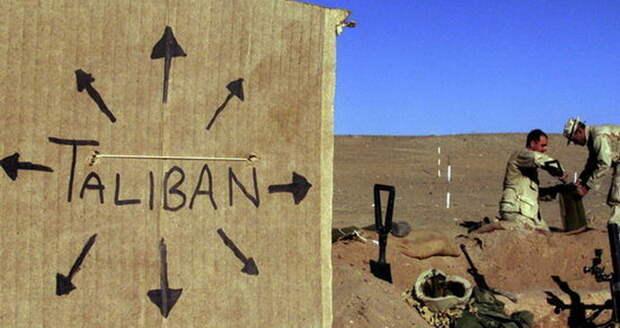 Россию просят остановить талибов, чтобы не получить войну у своих границ
