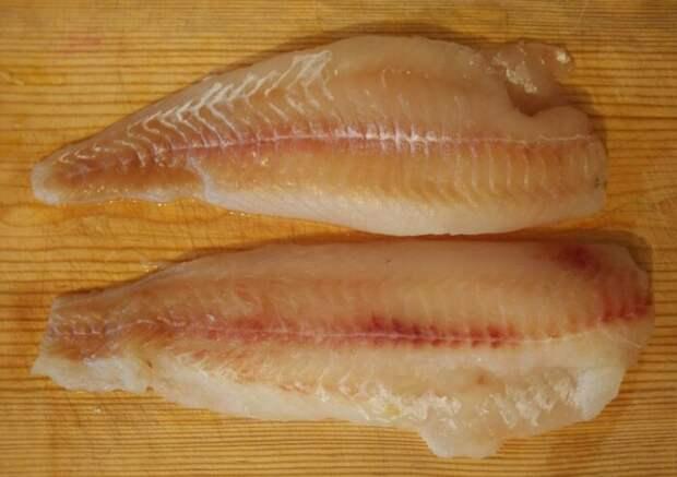 Лучше всего сделать филе рыбы. /Фото: lider-press.by.