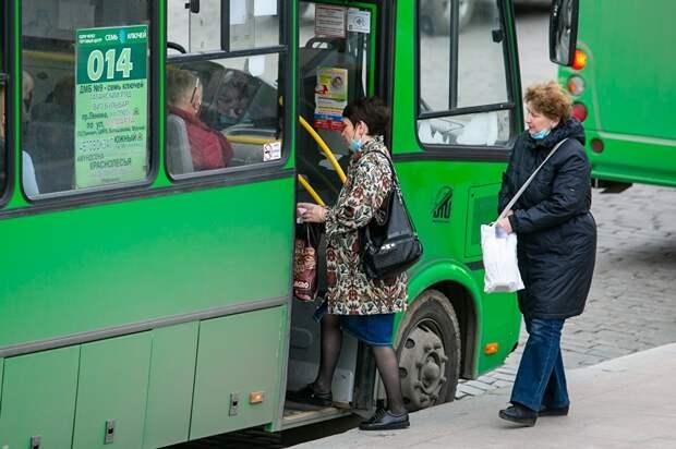 """Выкидывать """"антимасочников из общественного транспорта """"можно и нужно""""..."""