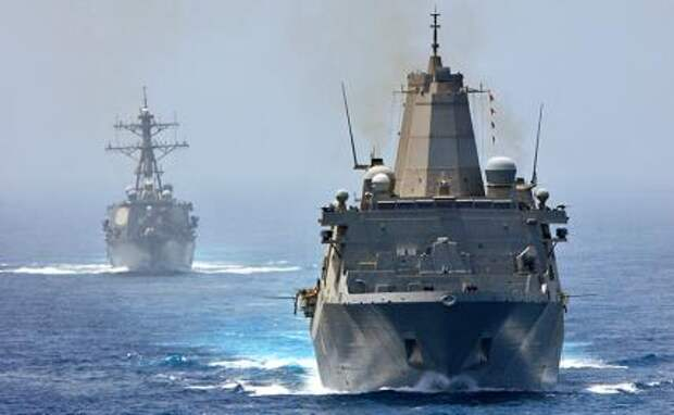 В Штатах потирают руки: Анкара запустит НАТО в Черное море?