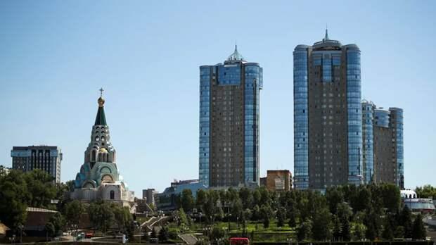 Синоптики рассказали о погоде в Самарской области в выходные