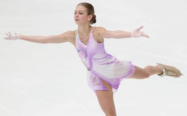 Бестемьянова: «Саша Трусова просто героиня — с 12-го места на 3-е. Это настоящее чудо!»