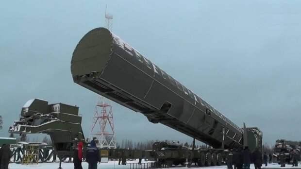 Эксперты Baijiahao предупредили Японию о последствиях удара российской ракеты «Сармат»