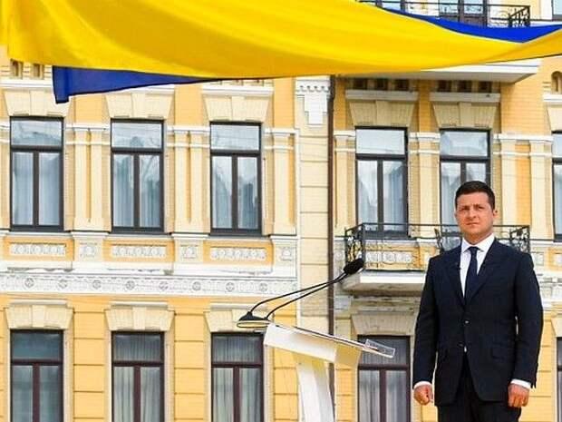 Зеленский пообещал всеобщую мобилизацию в случае нападения России со стороны Крыма