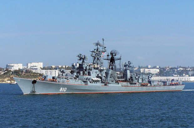 Военный корабль США в Порт-Судане: при чем тут Россия