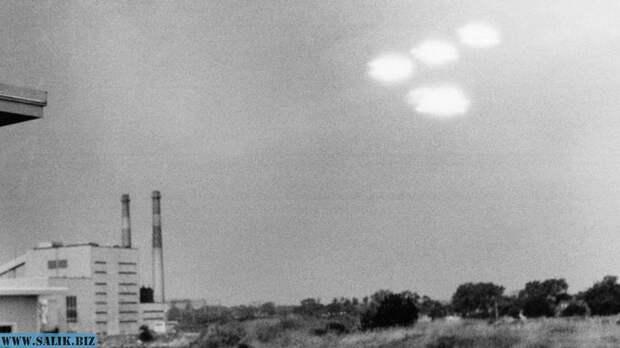 """Наблюдения за НЛО. Проект """"Голубая книга"""""""